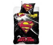 Dětské povlečení Superman Black