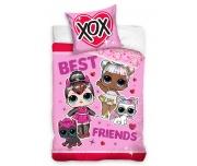 Dětské povlečení L.O.L. Surprise Best Friends