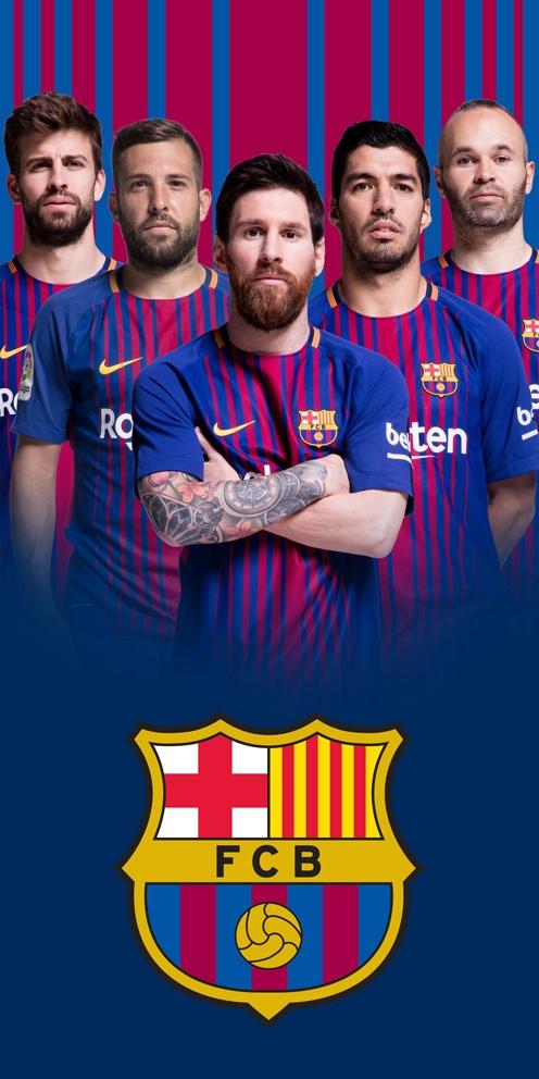 Osuška FC Barcelona Team