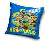 Polštářek Želvy Ninja Best Brothers