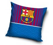 Polštářek FC Barcelona Half Blue
