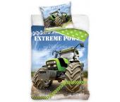 Dětské povlečení Zelený Traktor