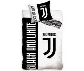 Fotbalové povlečení FC Juventus Bianco e Neri