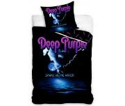 Bavlněné povlečení Deep Purple Smoke On the Water