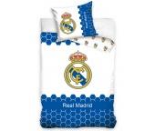 Povlečení Real Madrid Modro-Bílé