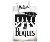 Bavlněné povlečení The Beatles Abbey Road