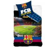 Fotbalové povlečení FC Barcelona Stadion Nou Camp