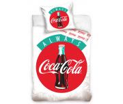 Bavlněné povlečení Always Coca Cola