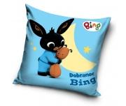 Dětský polštářek Zajíček Bing