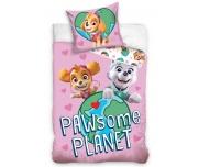 Dětské povlečení Paw Patrol Tlapková Planeta