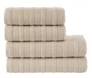 Sada ručníků a osušek Hill Béžová