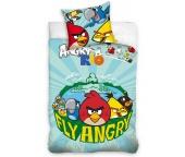Povlečení Angry Birds Fly