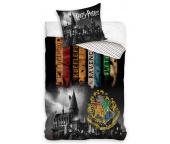Dětské povlečení Harry Potter Noc v Bradavicích