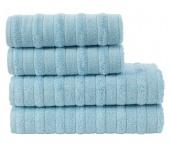 Sada ručníků a osušek Hill Modrá Světlá