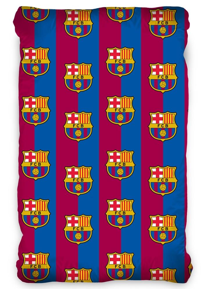 Fotbalové prostěradlo FC Barcelona