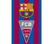 Dětský ručník FC Barcelona - 40x60 cm