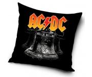 Dekorační polštář AC/DC Hells Bells 45x45 cm