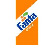 Froté osuška Fanta Clasic Logo