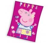 Dětská deka Prasátko Peppa Modelka