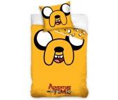 Povlečení Adventure Time Jake - Čas na dobrodružství