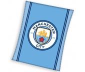 Dětská deka Manchester City - 110x140 cm