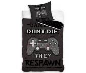 Dětské povlečení Gamer Nesmrtelní