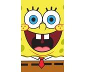 Dětský ručníček Sponge Bob Face