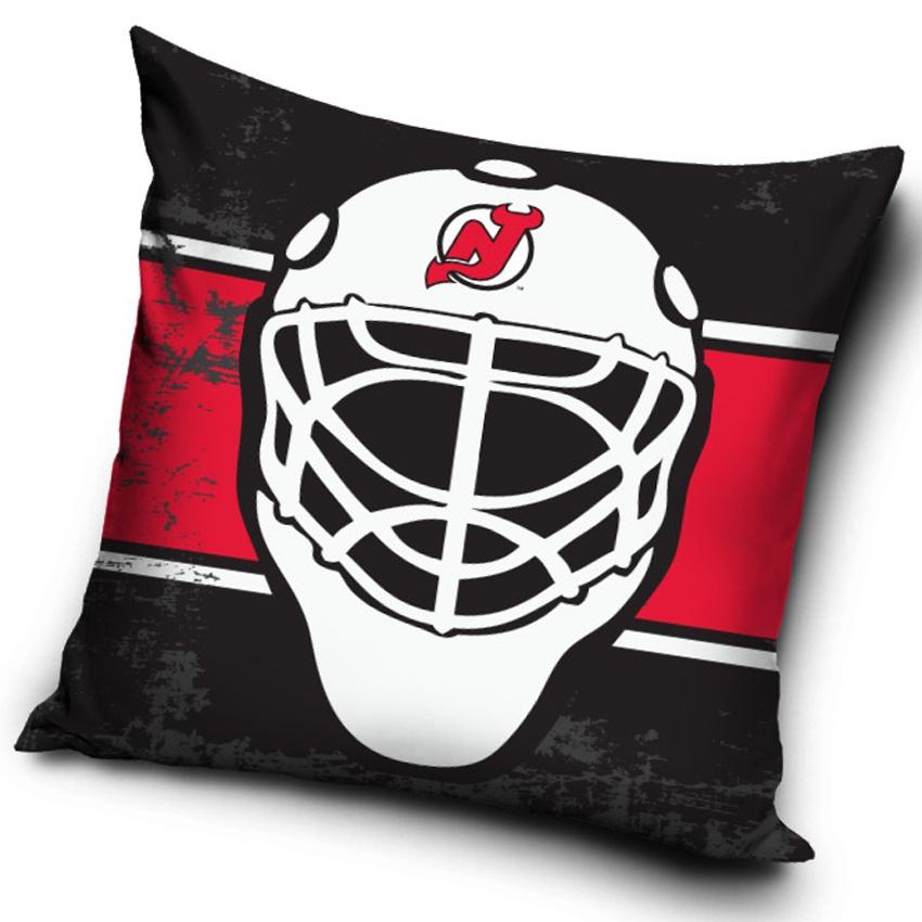 Polštářek NHL New Jersey Devils Maska