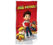 Dětská osuška Tlapková Patrola Rubble, Ryder a Chase