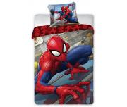 Dětské povlečení Spider Man Vysoko nad zemí