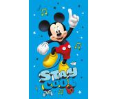 Dětský ručníček Mickey Stay Cool 30x50 cm