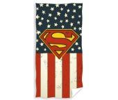 Osuška Superman Flag