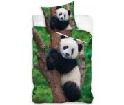 Bavlněné povlečení Medvídek Panda