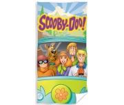 Dětská osuška Scooby Doo Na cestách