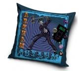 Dekorační polštář Batman Arkham Asylum Joker's Hammer 45x45 cm