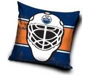 Polštářek NHL Edmonton Oilers Maska