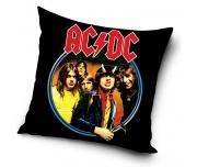 Dekorační polštář AC/DC Highway to Hell 45x45 cm
