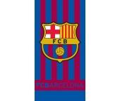 Fotbalová osuška FC Barcelona Stripes