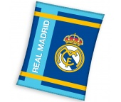 Deka Real Madrid Blue Stripes 130x160 cm