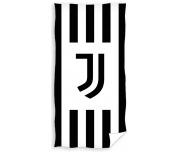 Fotbalová osuška Juventus FC White Stripes