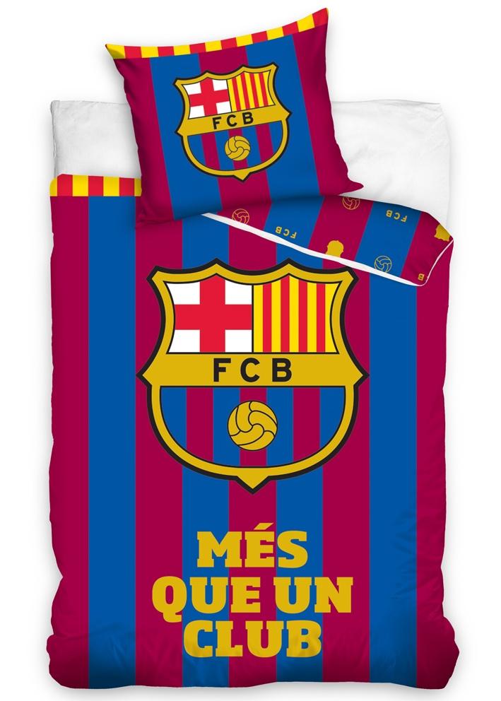 Fotbalové povlečení FC Barcelona Víc než jen klub