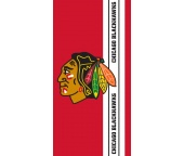 Osuška NHL Chicago Blackhawks Belt