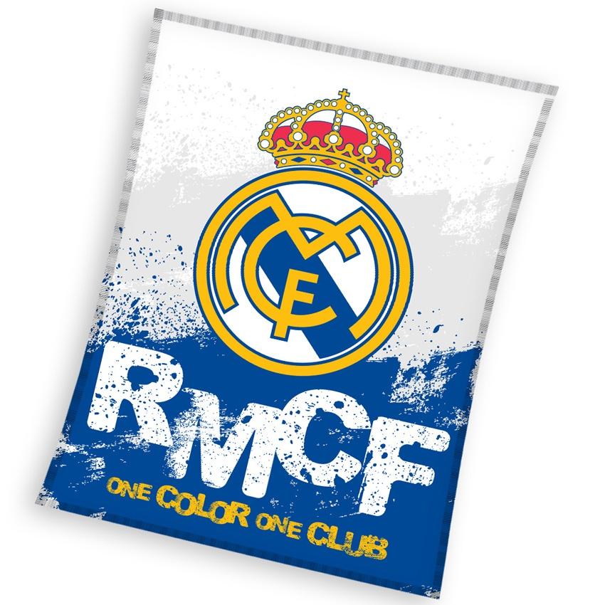 Deka Real Madrid RMCF 130x160cm