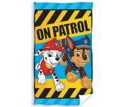 Dětský ručník Tlapková Patrola Hlídka 30x50 cm