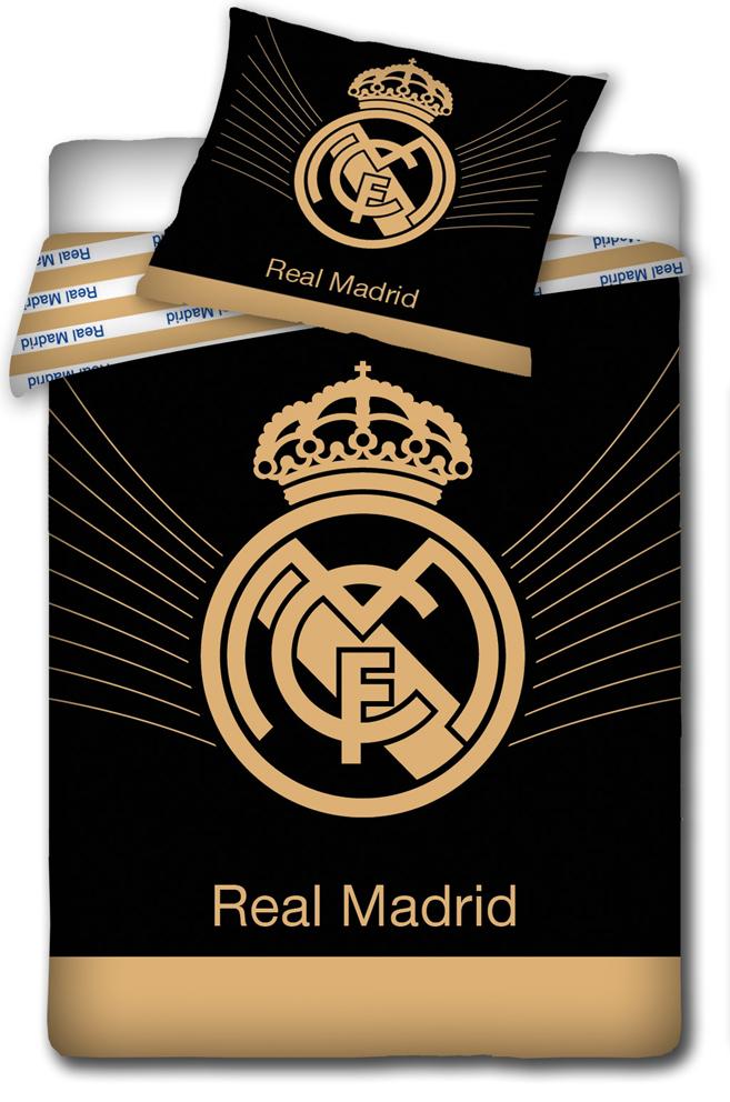 Povlečení Real Madrid Black